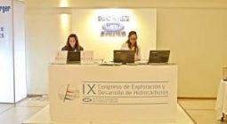 IX Congreso de Exploración y Desarrollo de Hidrocarburos - Hotel Intercontinental