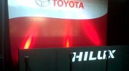 Evento Toyota Hilux